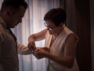 La boda de Irene y Xavi 3