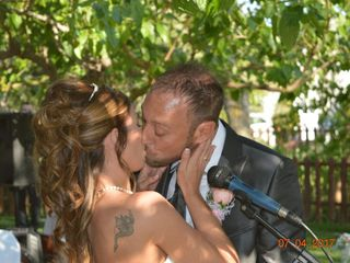 La boda de Jackie y Patric