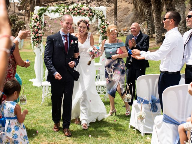 La boda de Susana y Samuel