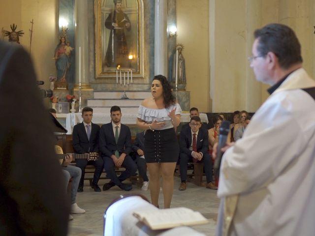 La boda de Juan Antonio y Cristina en Chiclana De La Frontera, Cádiz 17