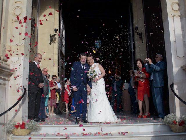La boda de Juan Antonio y Cristina en Chiclana De La Frontera, Cádiz 27