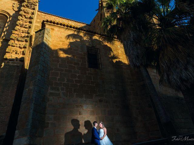 La boda de Juan Antonio y Susana en Cáceres, Cáceres 12