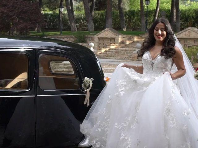 La boda de Luis y Arlenys en Toledo, Toledo 14