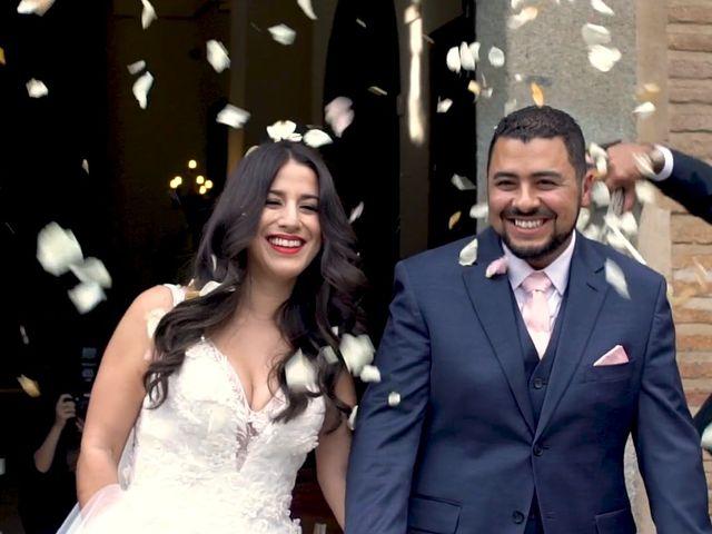 La boda de Luis y Arlenys en Toledo, Toledo 17