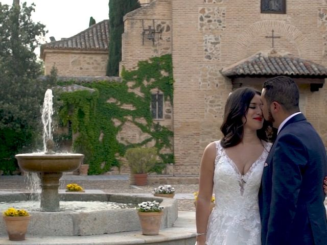 La boda de Luis y Arlenys en Toledo, Toledo 18