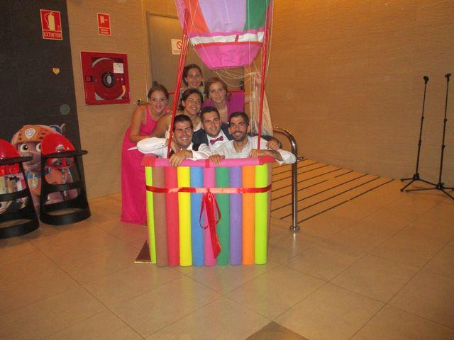 La boda de Vero y Ismael en Velez Malaga, Málaga 7