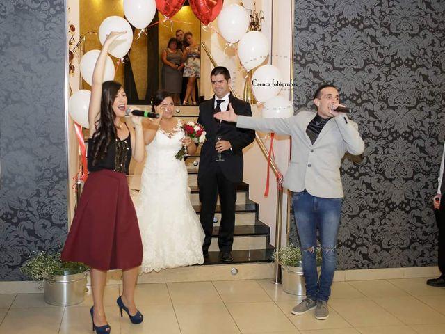La boda de Ismael y Vero