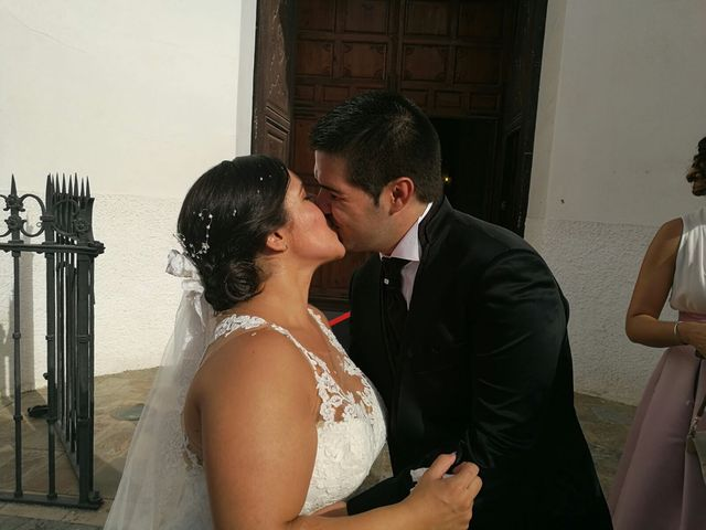 La boda de Vero y Ismael en Velez Malaga, Málaga 8