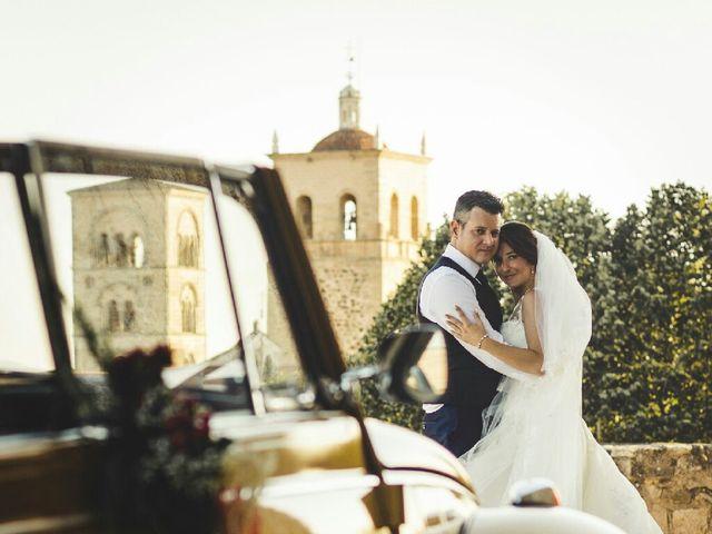 La boda de Juan Carlos y Paloma en Trujillo, Cáceres 6
