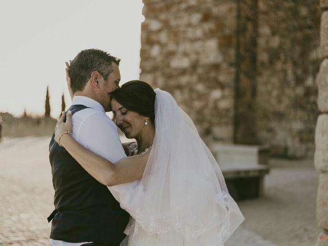 La boda de Juan Carlos y Paloma en Trujillo, Cáceres 8