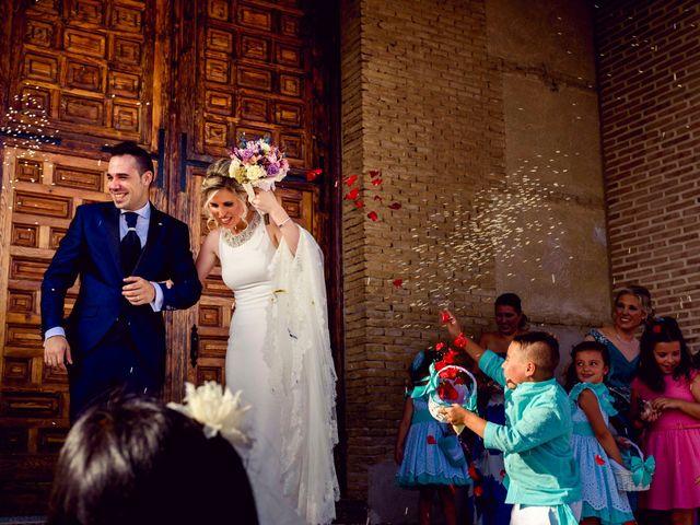 La boda de Mario y Beatriz en Griñon, Madrid 26