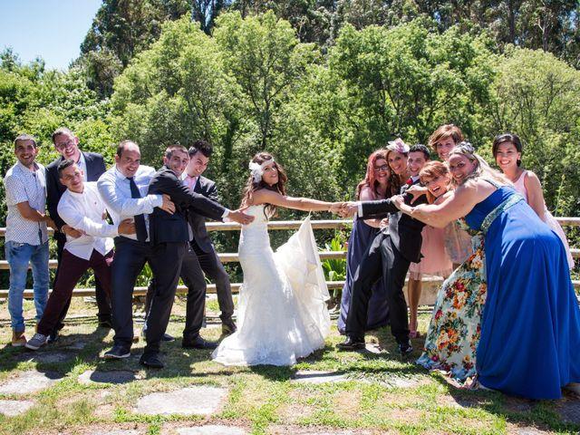 La boda de Fran y María en Moraña, Pontevedra 9