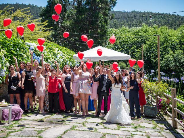 La boda de Fran y María en Moraña, Pontevedra 10