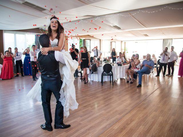 La boda de Fran y María en Moraña, Pontevedra 14