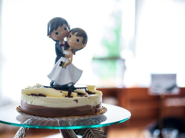 La boda de Fran y María en Moraña, Pontevedra 20