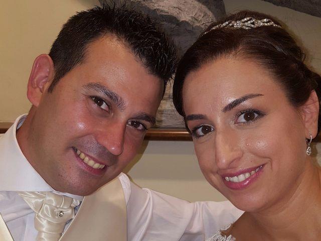 La boda de Francisco y Carolina en Antequera, Málaga 1