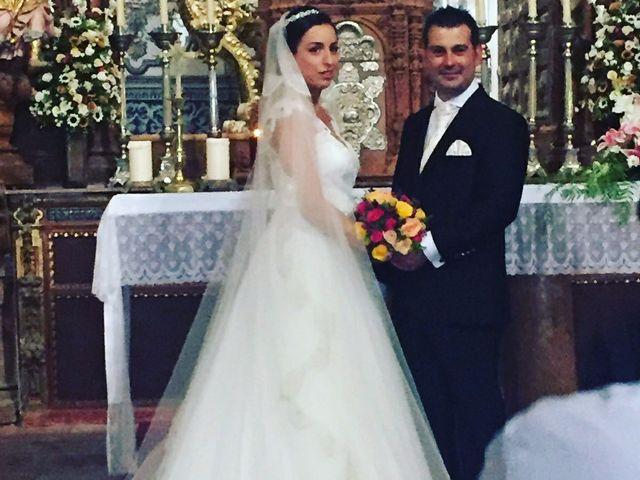 La boda de Francisco y Carolina en Antequera, Málaga 3