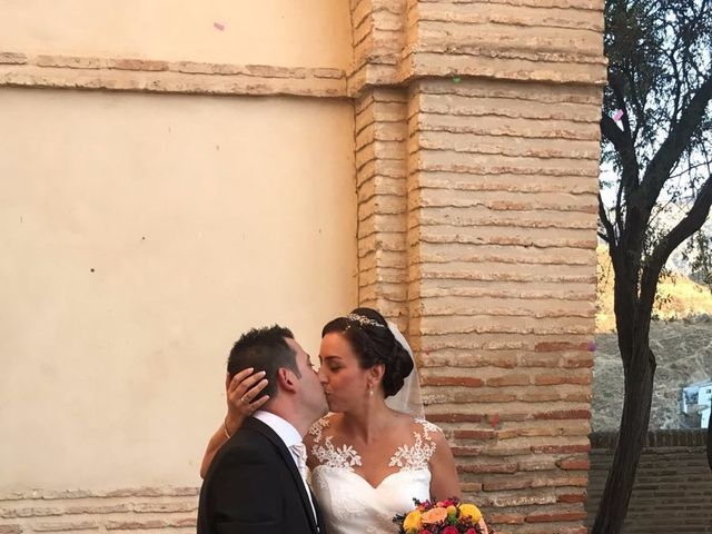 La boda de Francisco y Carolina en Antequera, Málaga 4