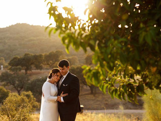 La boda de Rosalia y Juan Luis
