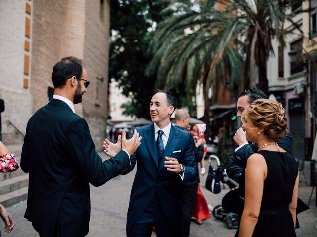 La boda de Daniel y Adriana en Valencia, Valencia 44