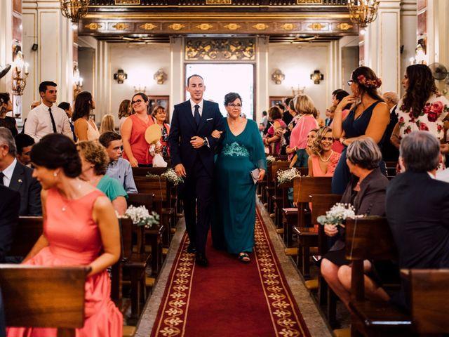 La boda de Daniel y Adriana en Valencia, Valencia 47