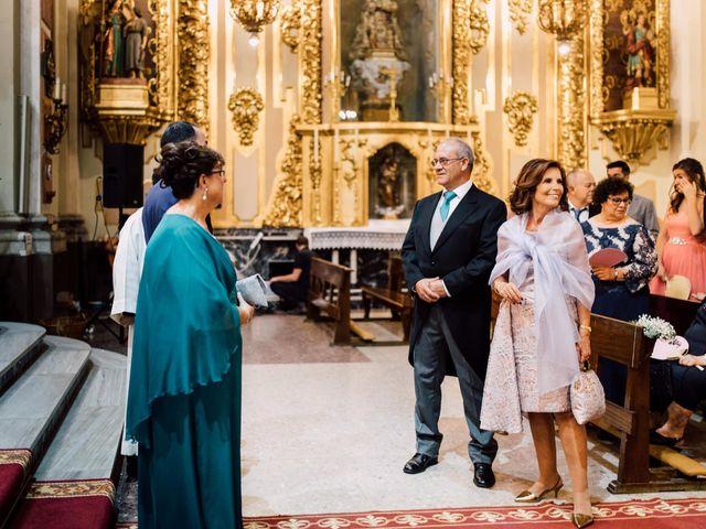 La boda de Daniel y Adriana en Valencia, Valencia 49