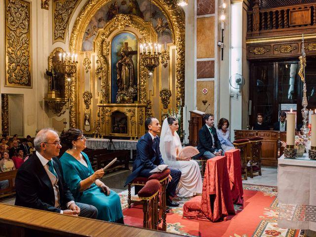 La boda de Daniel y Adriana en Valencia, Valencia 64
