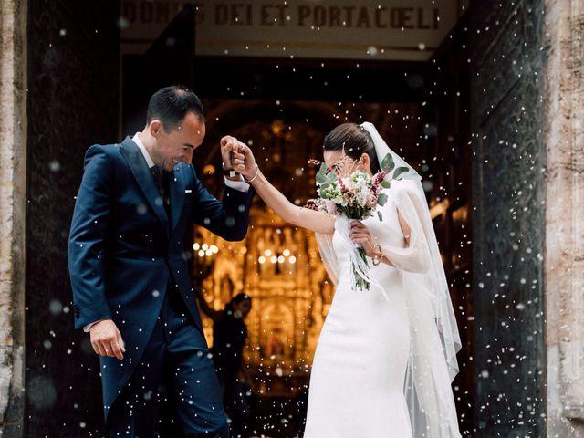 La boda de Daniel y Adriana en Valencia, Valencia 75