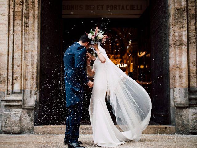La boda de Daniel y Adriana en Valencia, Valencia 76