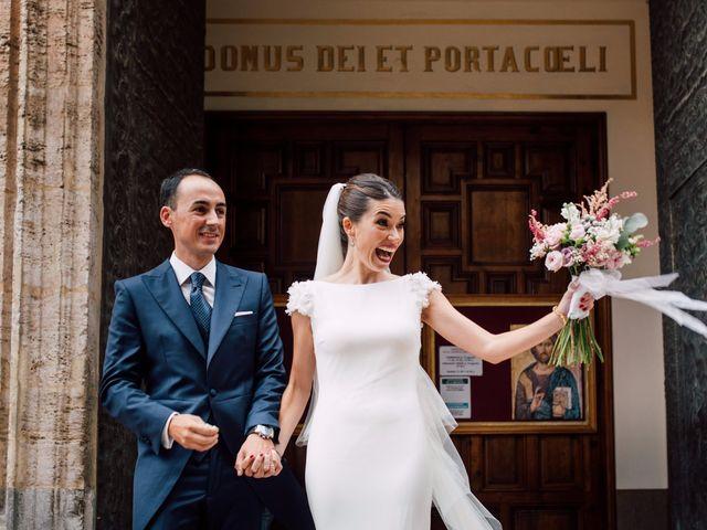 La boda de Daniel y Adriana en Valencia, Valencia 79