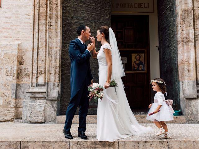 La boda de Daniel y Adriana en Valencia, Valencia 80
