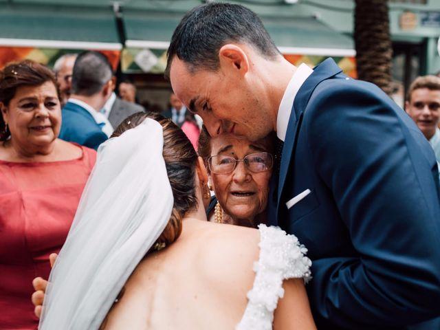 La boda de Daniel y Adriana en Valencia, Valencia 81