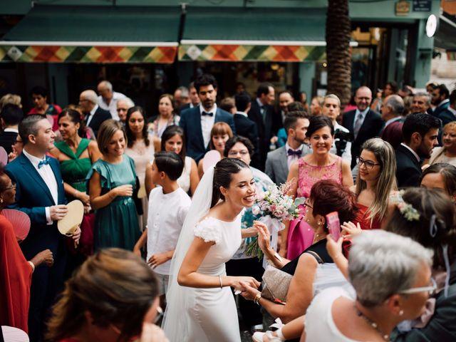 La boda de Daniel y Adriana en Valencia, Valencia 83