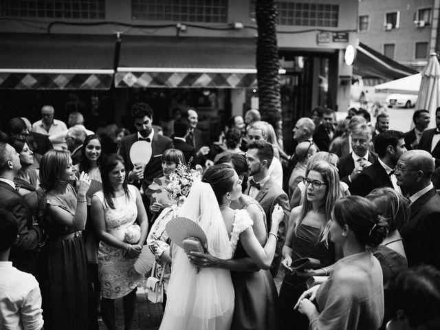 La boda de Daniel y Adriana en Valencia, Valencia 84