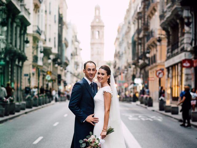 La boda de Daniel y Adriana en Valencia, Valencia 90