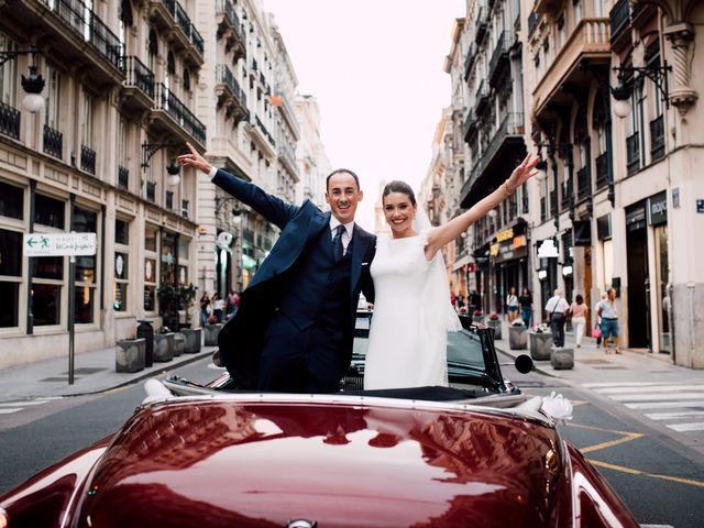 La boda de Daniel y Adriana en Valencia, Valencia 91