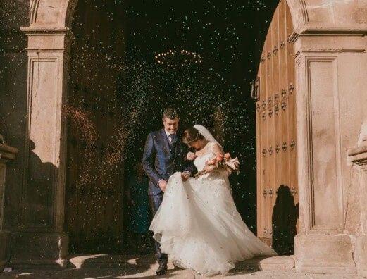 La boda de Juan Carlos y Paloma en Trujillo, Cáceres 9