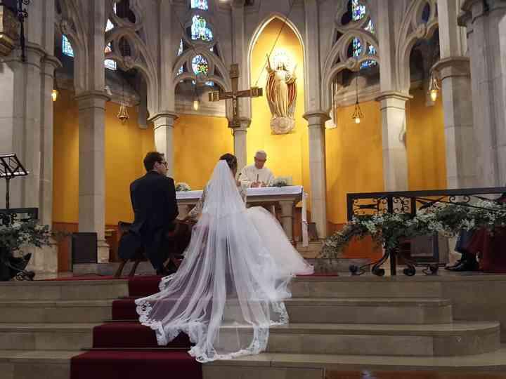 La boda de Marta y Oriol