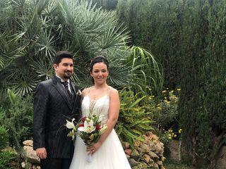 La boda de Melissa y Martín 2