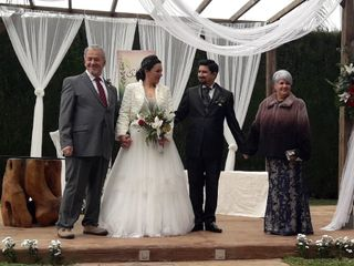 La boda de Melissa y Martín