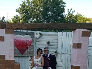 La boda de Eli  y Toni 2