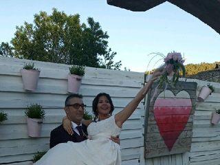 La boda de Eli  y Toni 1