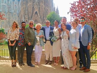 La boda de Ricardo y Anais