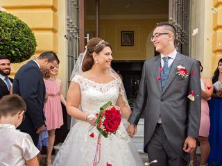 La boda de Vanesa y Juan Pedro