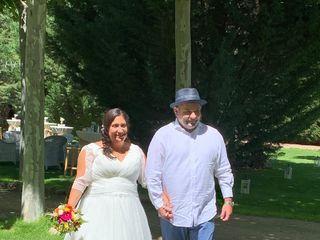 La boda de Raul y Karina 1