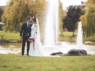 La boda de Myriam y José Ramón