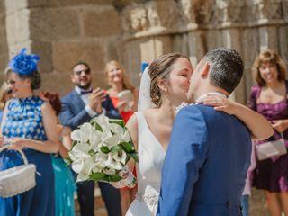 La boda de Asun y David