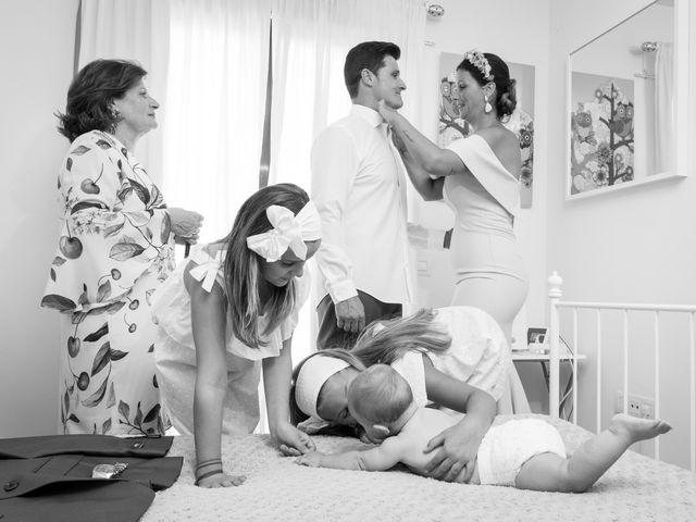La boda de Enrique  y Maria  en Corralejo, Las Palmas 5