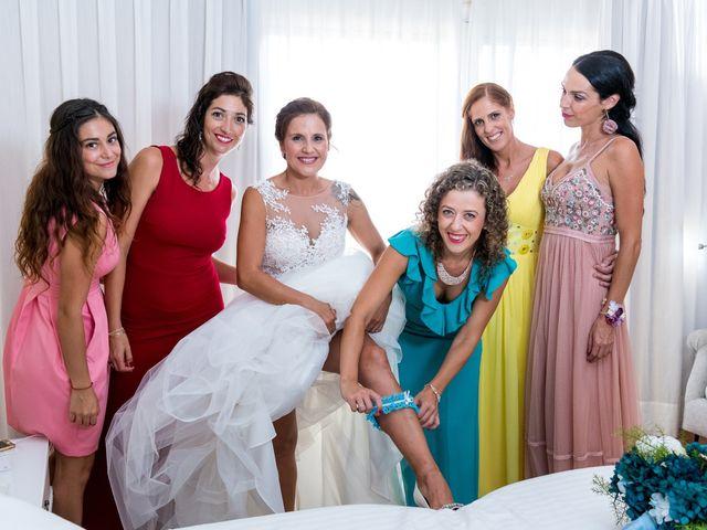 La boda de Enrique  y Maria  en Corralejo, Las Palmas 26