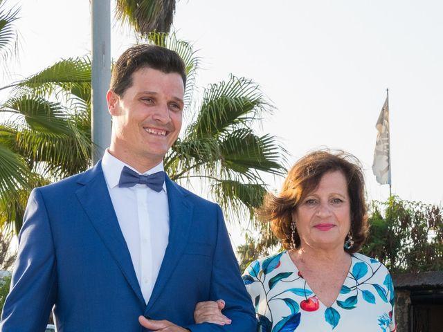La boda de Enrique  y Maria  en Corralejo, Las Palmas 30